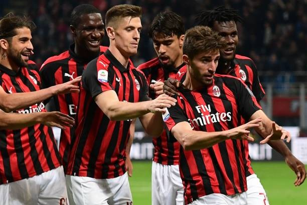 Europa League likely for AC Milan