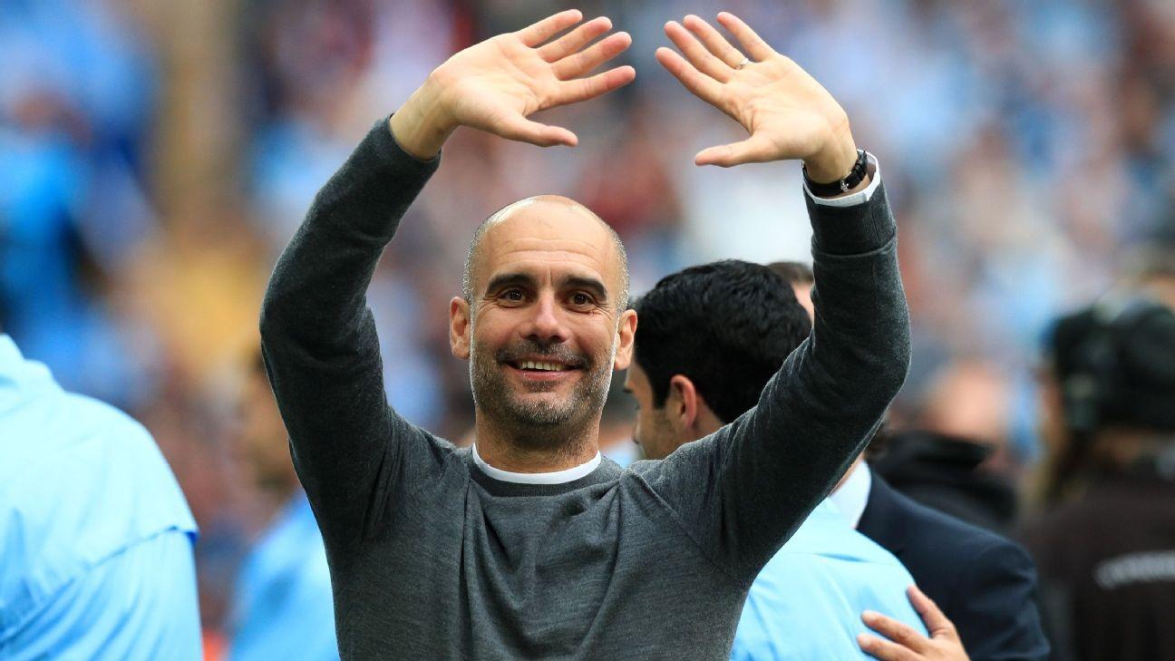 Man City boss Guardiola won't take sabbatical