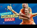 Miedema and the Orange army rock Valenciennes | Women's World Cup Daily