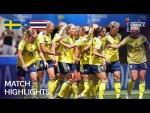 Sweden v Thailand - FIFA Women's World Cup France 2019™