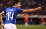 Chiesa double helps Italy U21 to Spain comeback