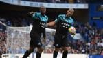 Charity goals: Bolt nets as World XI beat England