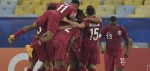 Qatar hit back to snatch Paraguay draw