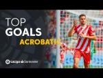 TOP 5 Goles Acrobáticos LaLiga Santander 2018/2019