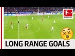 Top 10 Long-Range Goals 2018/19 - Alaba, Piszczek and Co.