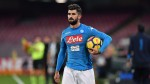 Manchester United turn their attention to Napoli full-back