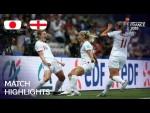 Japan v England - FIFA Women's World Cup France 2019™