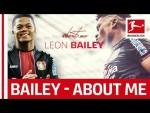 Leon Bailey - Jamaica's Superstar About Usain Bolt, Street Football and his Homeland
