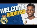 Rodrygo Goes' Real Madrid presentation | Behind the scenes