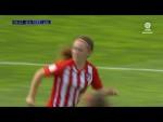 Tercer y Cuarto Puesto: Resumen de Atlético de Madrid Femenino vs RCD Espanyol (2-0)