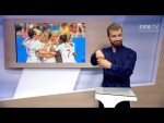 Matchday 16 - France 2019 - International Sign Language for the deaf and hard of hearing