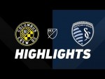 Columbus Crew vs. Sporting Kansas City | HIGHLIGHTS - June 23, 2019