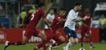Qatar fall to Martinez, Aguero goals