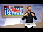 Matchday 17 - France 2019 - International Sign Language for the deaf and hard of hearing