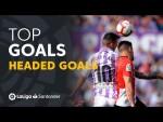 Top 5 Goles de Cabeza LaLiga Santander 2018/2019