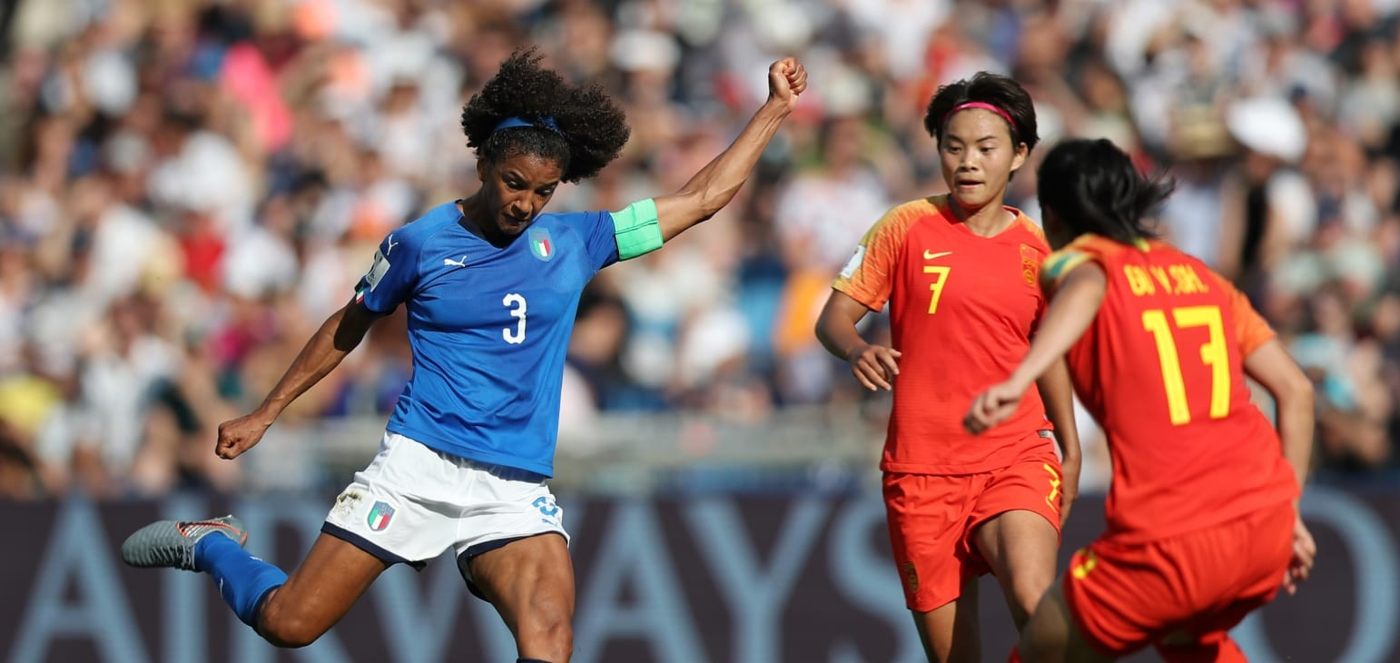 Round of 16: China PR eliminated by incisive Italy