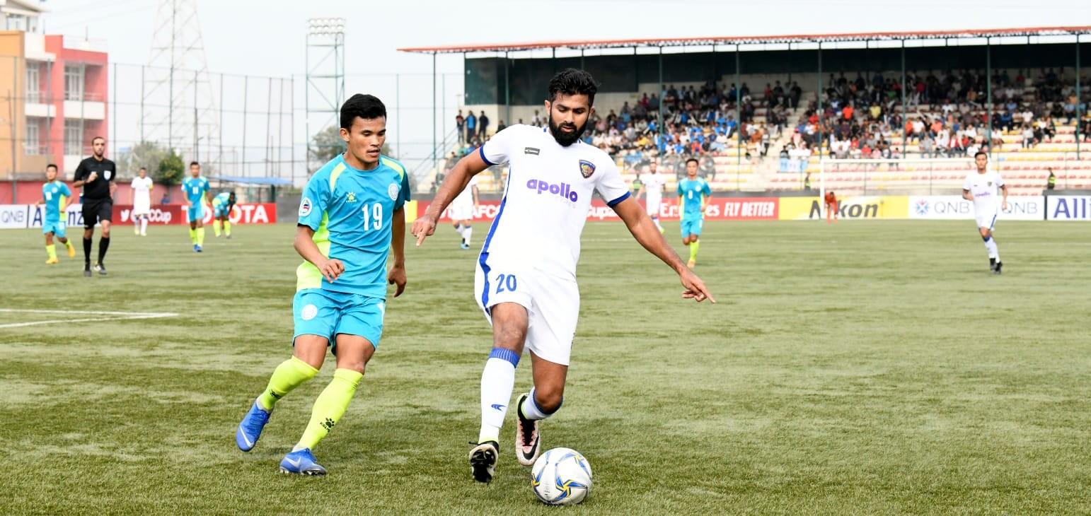 Chennaiyin FC fall short despite last gasp win