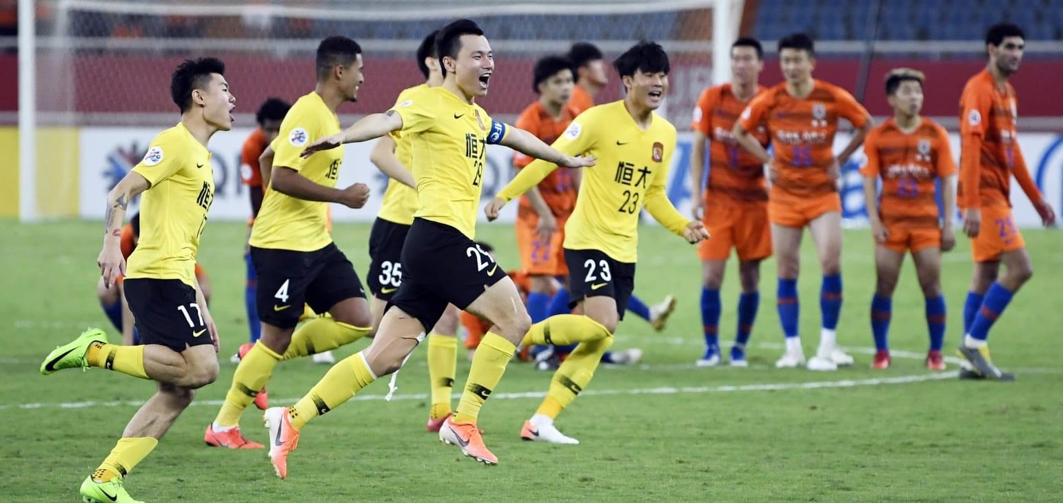 Cannavaro hails Guangzhou's fortitude