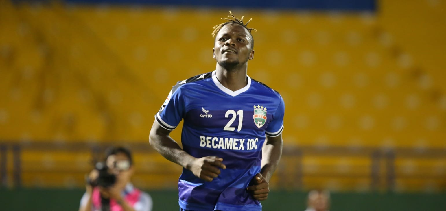 This was for Binh Duong, says Mansaray