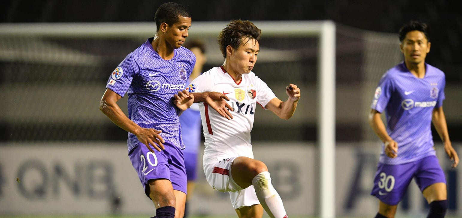 Analysis: Kashima hold out to progress in game of two halves