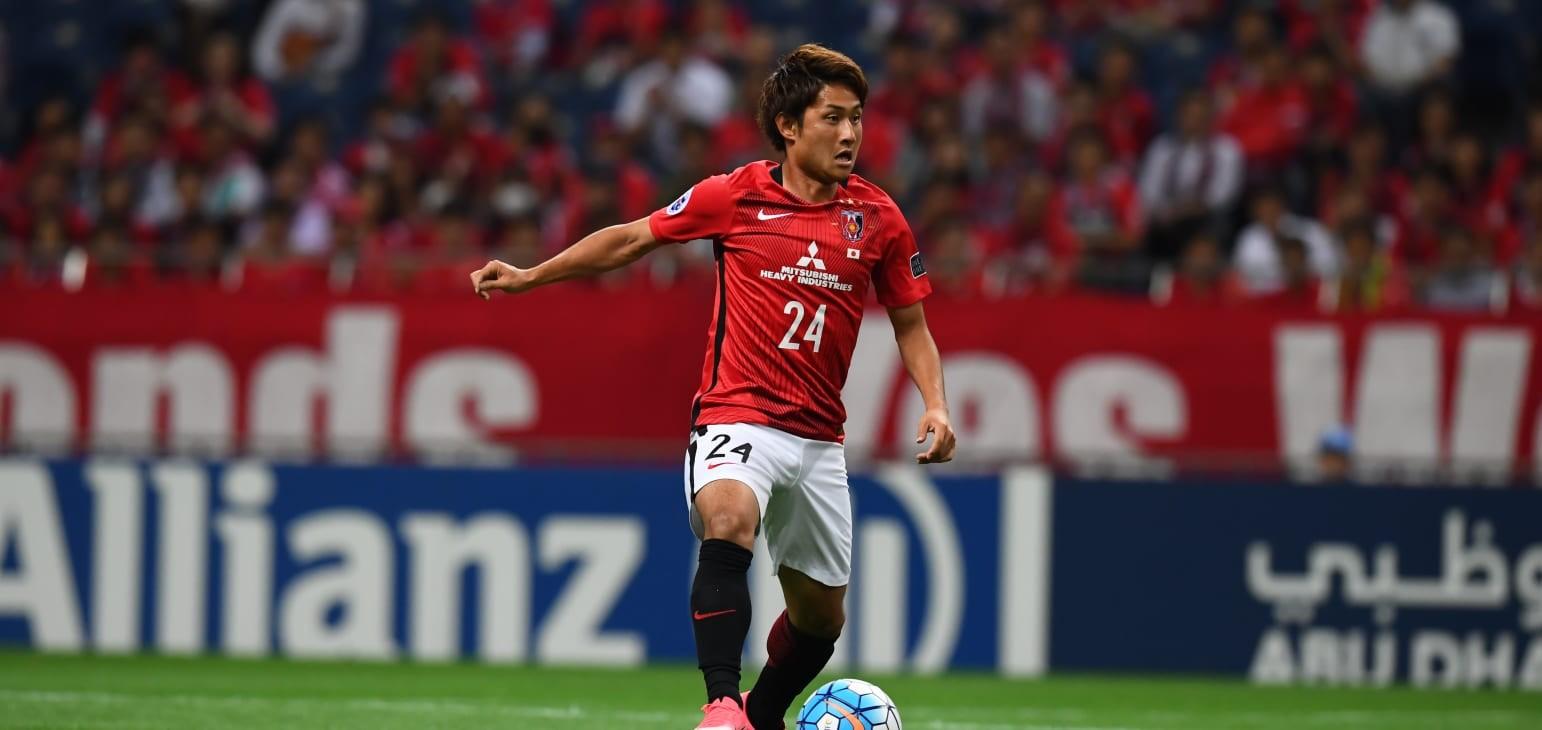 Sekine returns to Urawa Reds