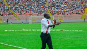 NC Special Cup: Kotoko players earns praises from Coach CK Akunnor after beating Karela Utd in tier I finals
