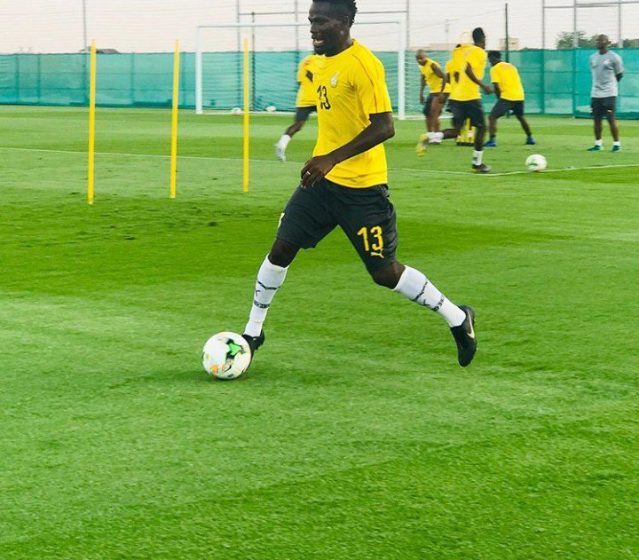Abdul Fatawu vows to bounce back stronger after being dropped from Black Stars final squad