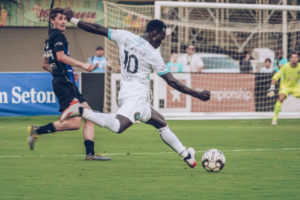 VIDEO: Ghanaian youngster Francis Atuahene scores sublime goal as Austin Bold FC thrash Colorado Springs Switchbacks
