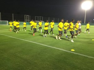 REVEALED: Black Stars players to receive a whopping $80,000 as appearance fees