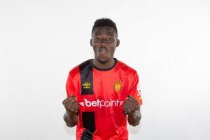 Ghanaian international Baba Mohammed helps Real Mallorca seal La Liga promotion