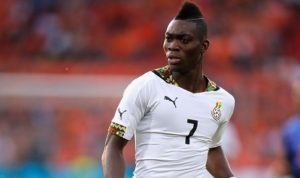 AFCON 2019: Newcastle United sends Goodwill message to Ghana's Christian Atsu ahead of Benin match