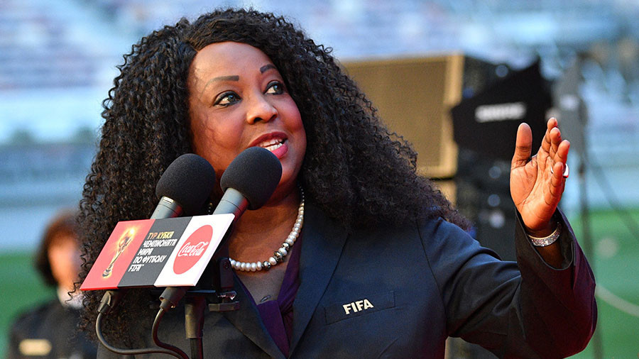 CAF has not extended Fatma Samoura's mandate