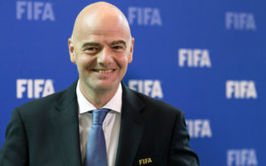 FIFA President confirms 22 national teams will participate in FIFA Arab Cup 2021 in Qatar