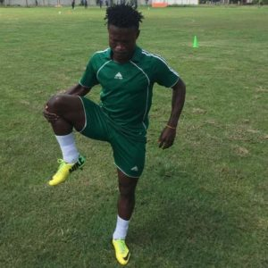 Kwadwo Amoako snubs Asante Kotoko, pens a four-year deal with Ashgold