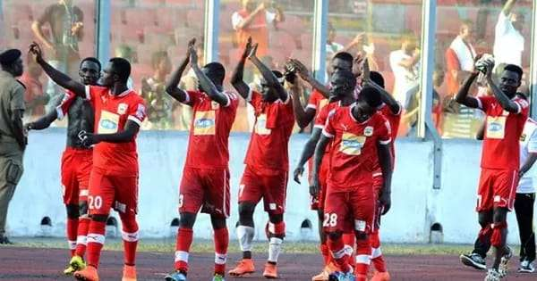 Asante Kotoko to play in CAF Confederations Cup