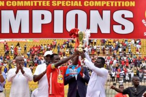 NC special competition tier 1: GFA applauds Kotoko for emerging as champions; confirms team will represent Ghana in CAF champions league