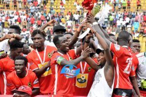 PICTURES: Kotoko crowned champions of tier 1 competition