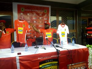 REVEALED: Kotoko set to end deal with kit sponsors