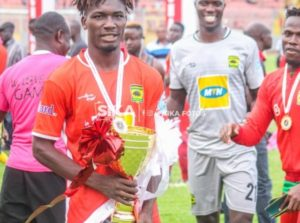NC Special Competition: Habib Mohammed wins first trophy at Kotoko after beating Karela United in tier I finals