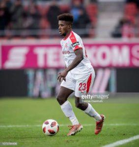 German side Darmstadt sign Ghanaian winger Marvin Manu