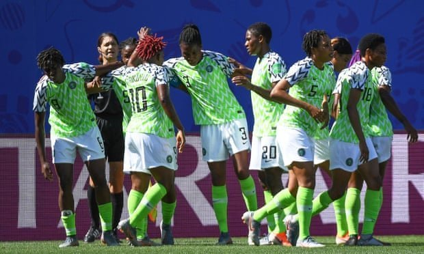 Women's World Cup: Superb Oshoala goal helps Nigeria beat South Korea