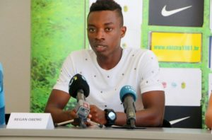 Obeng Regan reveals interest in joining Turkish side Trabzonspor