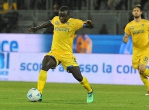 Genoa ready to wrap up signing of Ghanaian midfielder Rahman Chibsah