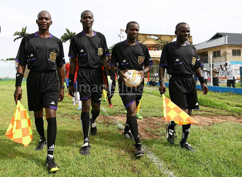 NC Special Competition: Referees urged to be fair ahead of tier 1 semi-finals