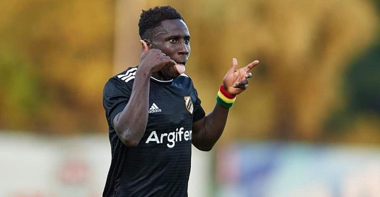 I was racially abused in Serbia - Samuel Owusu reveals