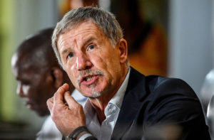 AFCON 2019: South Africa not among favorites to win lift trophy – Stuart Baxter