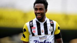 Former WAFA striker Samuel Tetteh extends loan stay with Austrian side LASK Linz