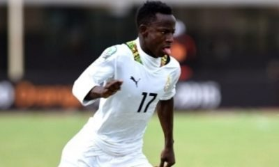 Yaw Yeboah thankful to Black Stars technical team despite failing to make final 23-man squad