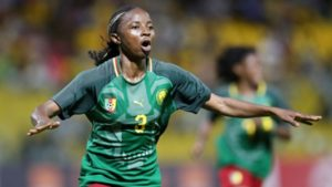 Women's World Cup: Cameroon advance to last 16 after New Zealand win