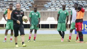 2019 Africa Cup of Nations: We will not park the bus in the Afcon, says Sebastien Migne